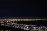 大阪湾夜景