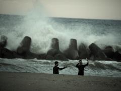 俺たちの海と・・