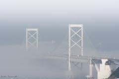 朝霧の中より、