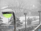 雪の汐入公園