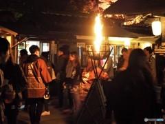 円通院ライトアップ~①