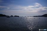 松島湾の輝き…