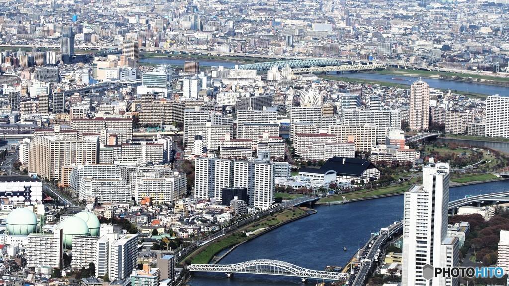 東京スカイツリー、、、~④
