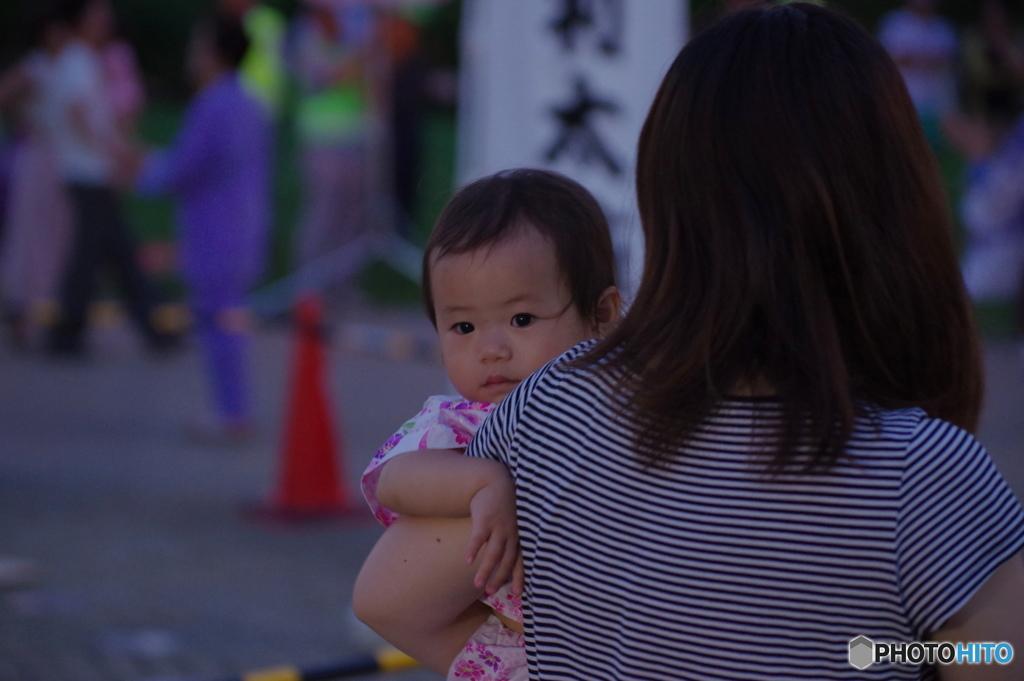 汐入盆踊り-Ⅱ