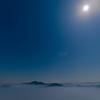 鎌倉山からの雲海-1