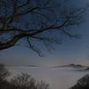 鎌倉山からの雲海-5