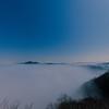 鎌倉山からの雲海-2