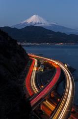 富士三昧275 夜景スポット巡り⑨