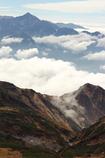 白馬岳から剣岳
