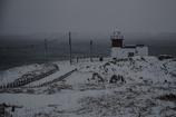 二月の灯台