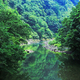 神秘の渓谷