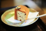 tea time ~柿ケーキ~