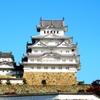 晩秋の姫路城 1