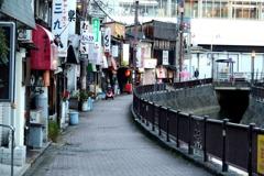 福岡・折尾 堀川運河沿いレトロ飲み屋街 2