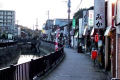 福岡・折尾 堀川運河沿いレトロ飲み屋街 3