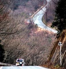 冬のドライブ~遠くへ行きたーい
