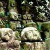 古法華公園の石仏 4