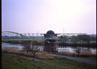 BRONICA ETR-Siで撮影した(金町浄水所1)の写真(画像)