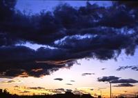 BRONICA ETR-Siで撮影した(夕立4)の写真(画像)