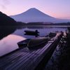 7月の田貫湖