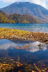 秋の湖畔。。♪(2)