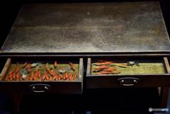 引き出しの中の金魚たち