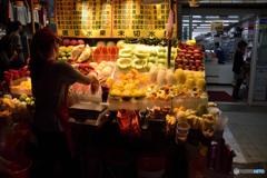夜市の果実