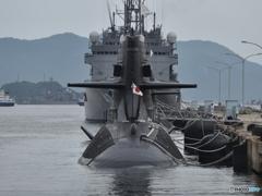 潜水艦の休日
