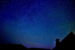 明神平の星空