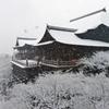 京都 元日の清水寺