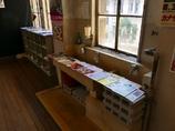 京都 立誠シナマ チラシの置き場