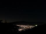 京都 山科の夜景