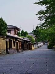 京都 早朝のねねの道