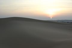 White Sand Dunes 1