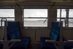 羽前大山駅から新潟へ
