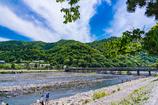 嵐山~桂川より~