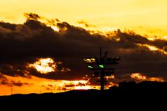 ~大阪国際空港~twilight