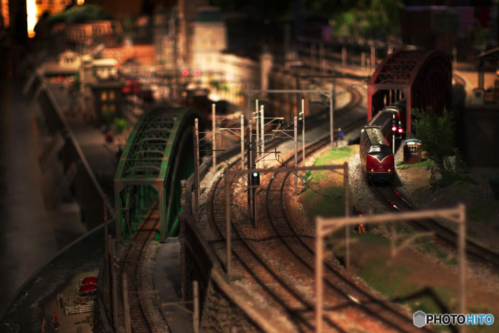 ファンタジック鉄道9