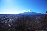 富士山を望む3
