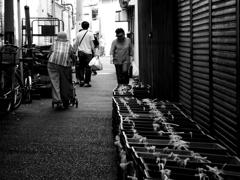 西成雑景#14
