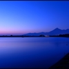 静寂 ~蒼く美しき天鏡湖~
