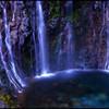 岩壁の彩 七  ~ 聖なる滝壺 II ~