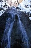 冬彩馬尾瀑