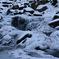 厳冬小富士ヶ滝