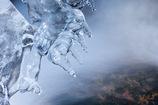 凍てつく渓 ~真冬の芸術~