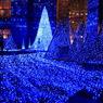 【カレッタ汐留のクリスマスツリー】