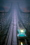 雨の新幹線 II