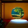 円窓の初秋