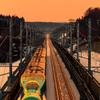 夜明けの新幹線 I