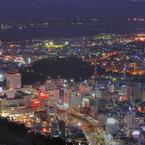 CANON Canon EOS Kiss X2で撮影した風景(Tokushima the town)の写真(画像)